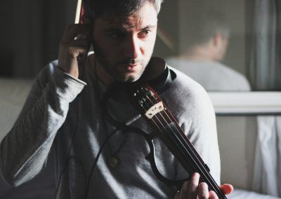 Jose Asunción | Violinista eléctrico