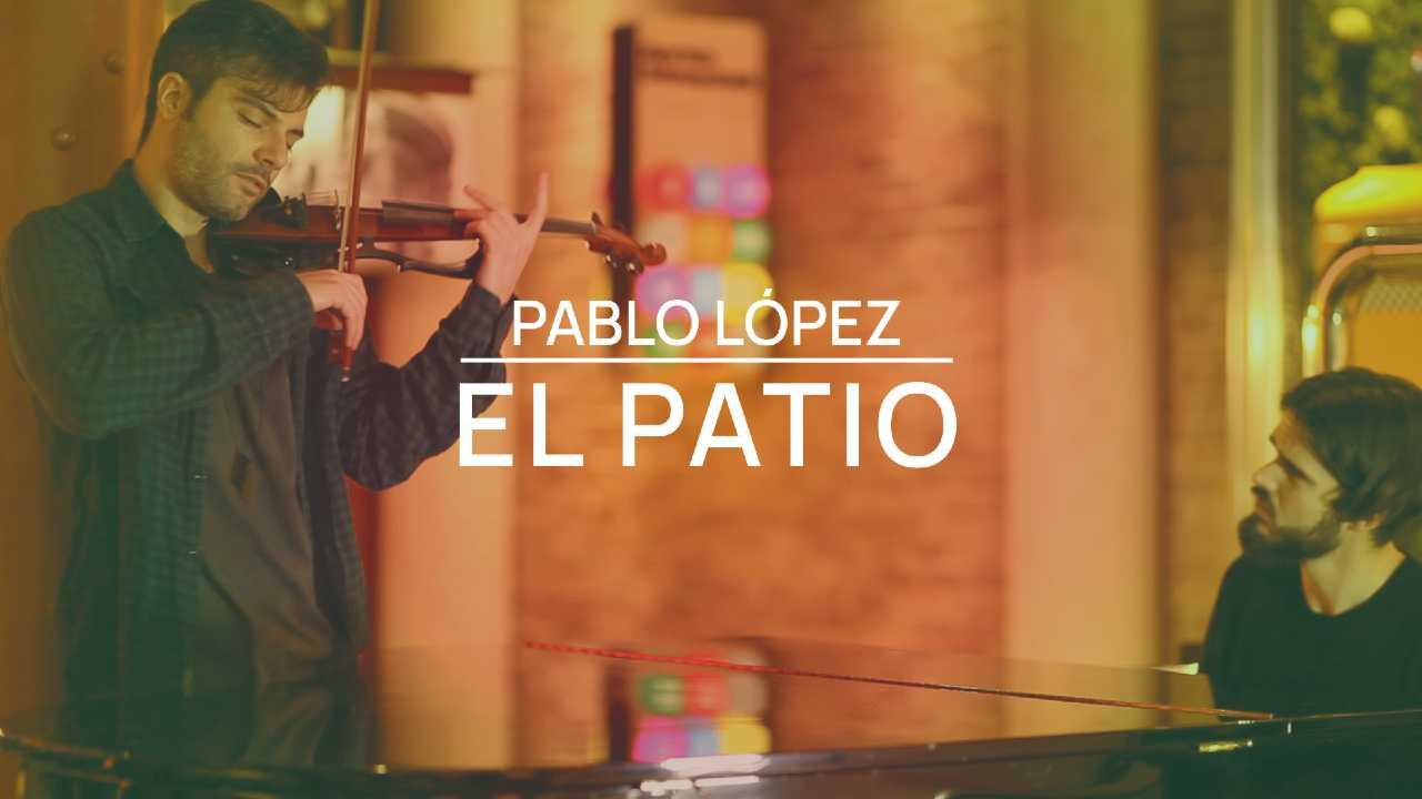 El Patio - Pablo López - Violín cover by Jose Asunción