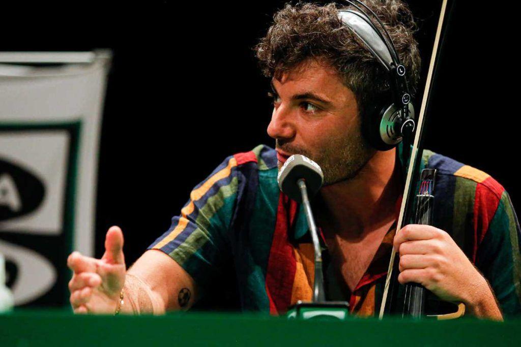 Entrevista de Jaime Cantizano a Jose Asunción para el programa Por fin no es lunes de Onda Cero desde Ibiza
